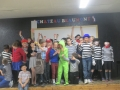 French Night - Lots of fun after enjoying frogs legs and snails!