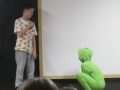 Josh Whelan - talent show comic genius with a frog!
