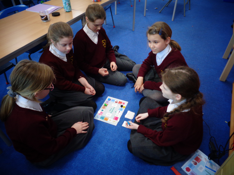 Learning-abot-micro-organisms-using-a-board-game